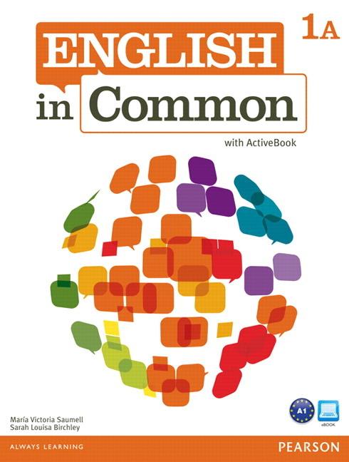 English in Common 1A Split: SB+WB+ActBk deixis in english