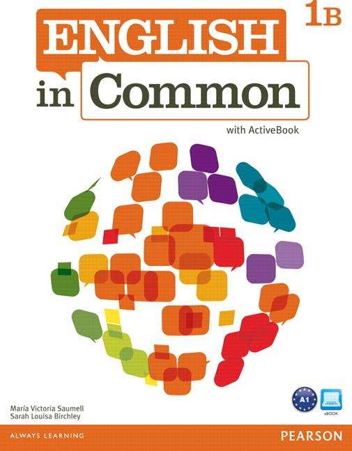 English in Common 1B Split: SB+WB+ActBk deixis in english