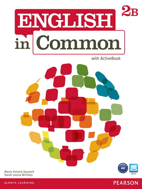 English in Common 2B Split: SB+ActBk+WB deixis in english