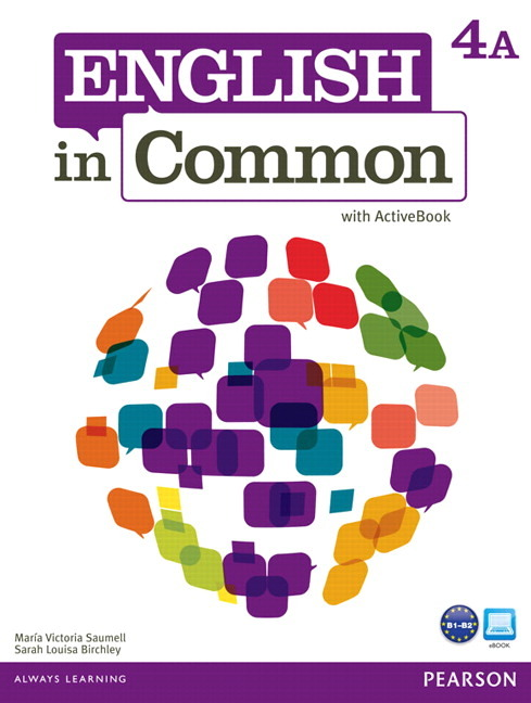 English in Common 4A Split: SB+ActBk+WB deixis in english
