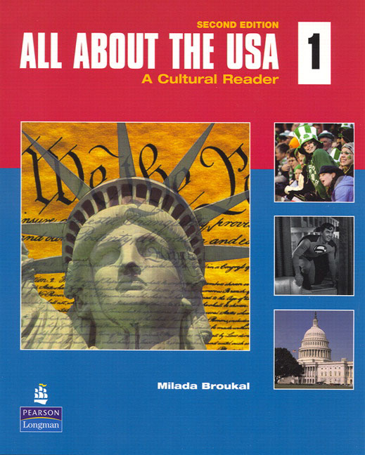 All About the USA 1, 2E SB +D the german issue 2e