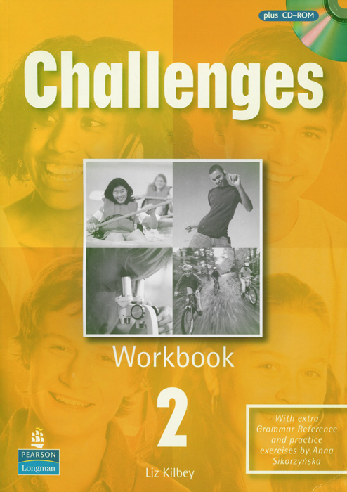 Challenges 2: Workbook (+ CD-ROM) zhou jianzhong ред oriental patterns and palettes cd rom