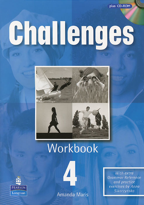 Challenges 4: Workbook (+ CD-ROM) zhou jianzhong ред oriental patterns and palettes cd rom