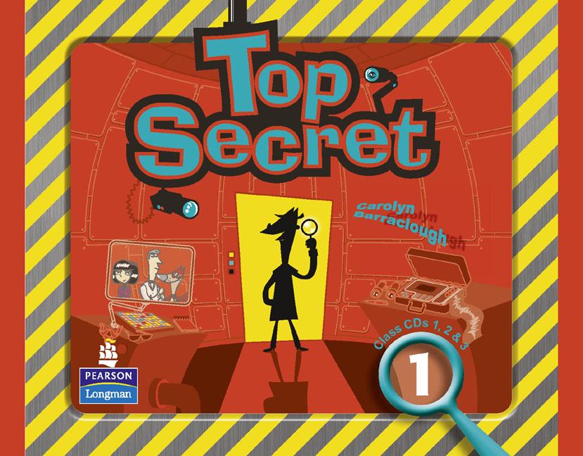 Top Secret 1 Cl Audio CDs !! top secret to795ewtdy28 top secret
