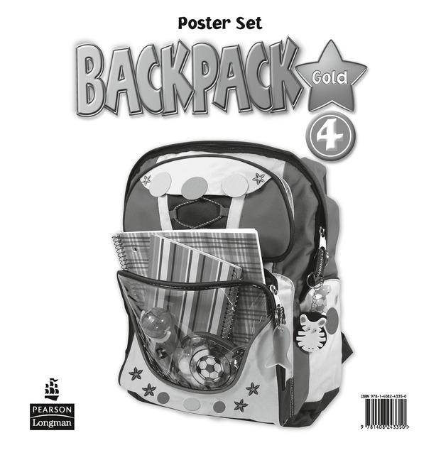 Backpack Gold 4 Posters NEd backpack gold str 6 trb ned