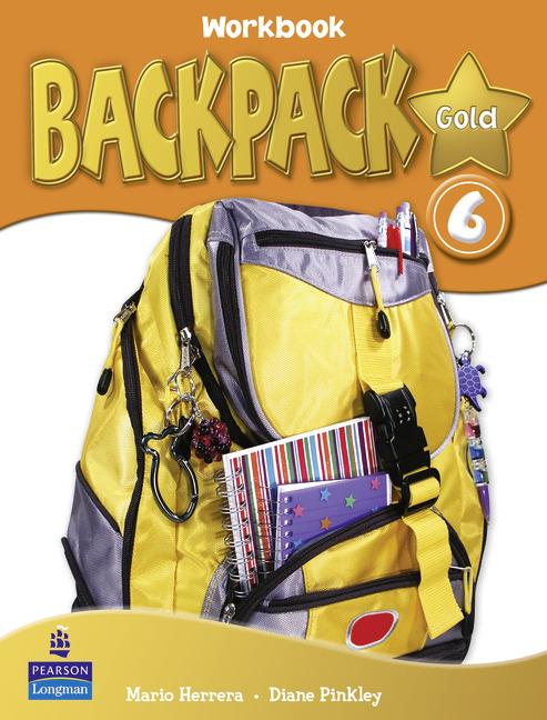Backpack Gold 6 WB +D NEd Pk backpack gold str 6 trb ned