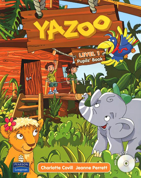 Yazoo Global: Level 1: Pupil's Book (+ CD)
