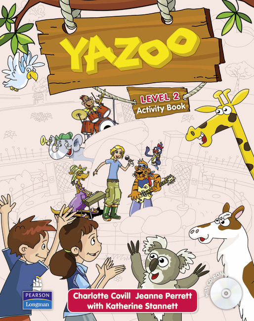 Yazoo Global 2 AB +R Pk global global adv workbook
