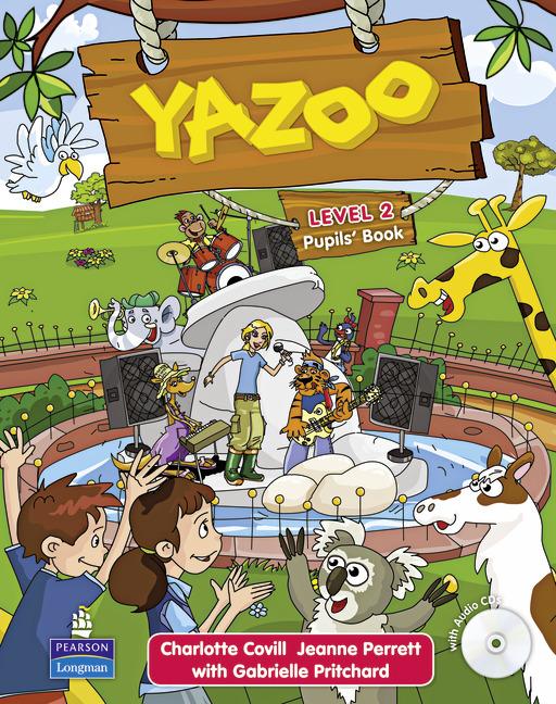 Yazoo Global 2 PB +D Pk yazoo global level 1 pupil s book cd