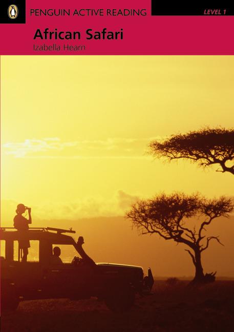 PActR1   African Safari Bk/MP3 Pk prentis nicola pactr1 tomorrow mirror bk r pk