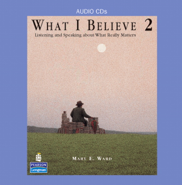 What I Believe 2: Listening and Speaking about What Really Matters Cl CDs family matters – secrecy
