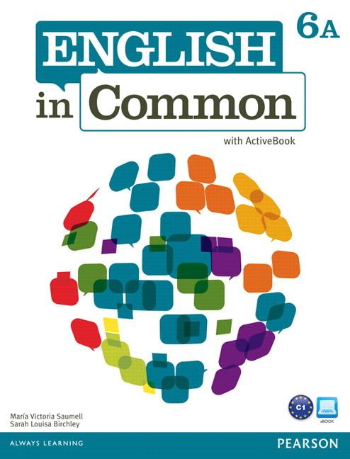 English in Common 6A Split: SB+ActBk+WB deixis in english