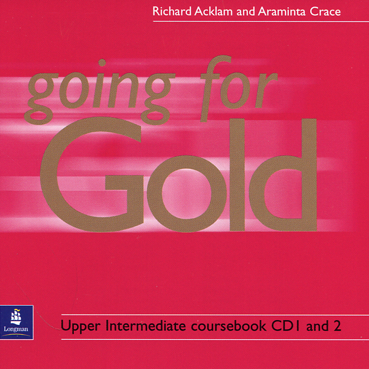 Going for Gold (аудиокурс на 2 CD) english for international tourism upper intermediate coursebook dvd rom
