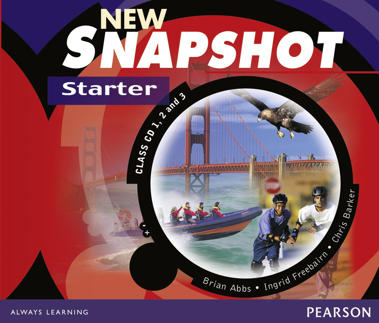 New Snapshot Starter Cl CD x3 welcome starter a class cd для занятий в классе cd