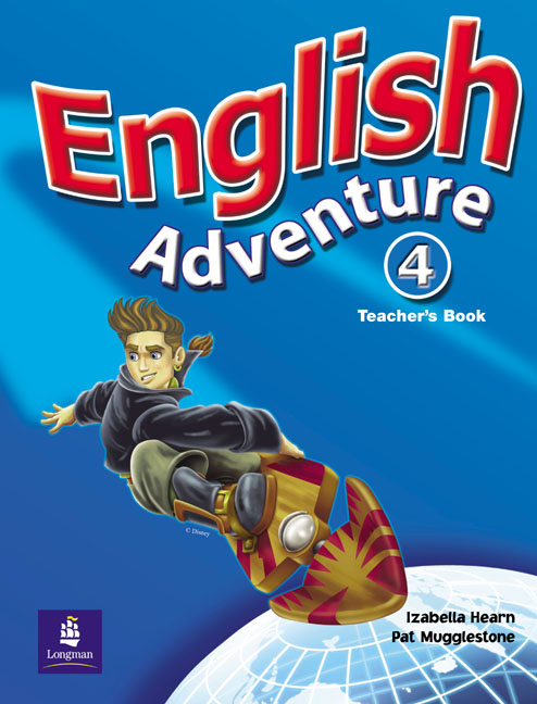 Eng Adventure 4 TB my first eng adventure starter tb