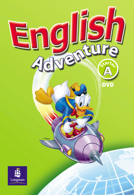 Eng Adventure Starter A DVD my first eng adventure starter tb