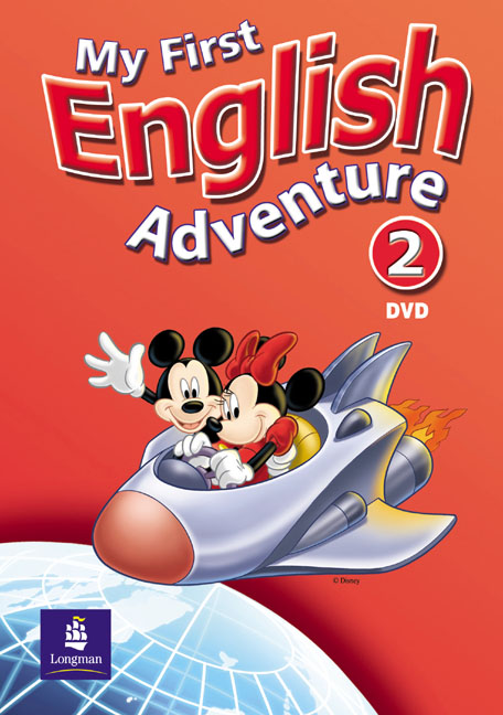 My First Eng Adventure 2 DVD my first eng adventure starter tb