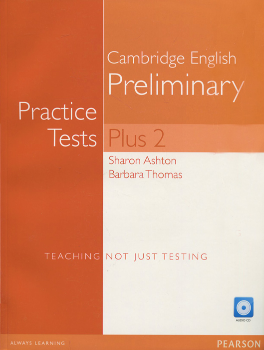 Preliminary: Practice Test Plus 2 (+ 2 CD-ROM) young learners english practice tests flyers dvd rom