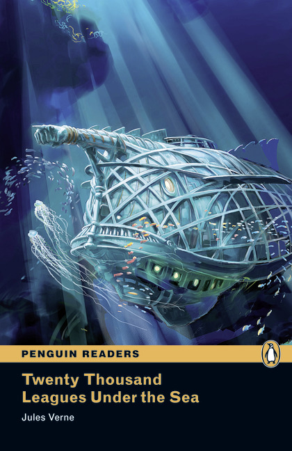 PR1   Twenty Thousand Leagues Under The Sea verne j 20000 leagues under the sea theacher s book