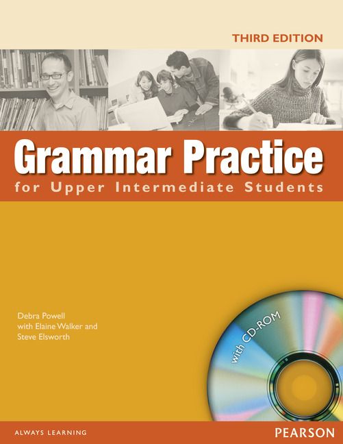 Grammar Practice for Upper Intermediate Student (+ CD-ROM) powell m in company upper intermediate 2nd edition student book cd rom cef liver в2 с1