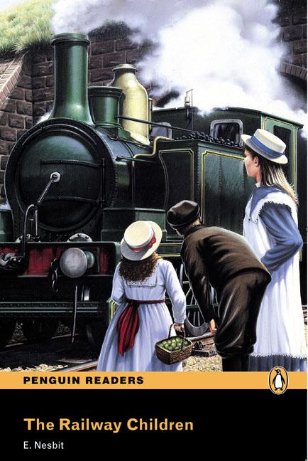 The Railway Children: Level 2 flat stanley goes camping level 2
