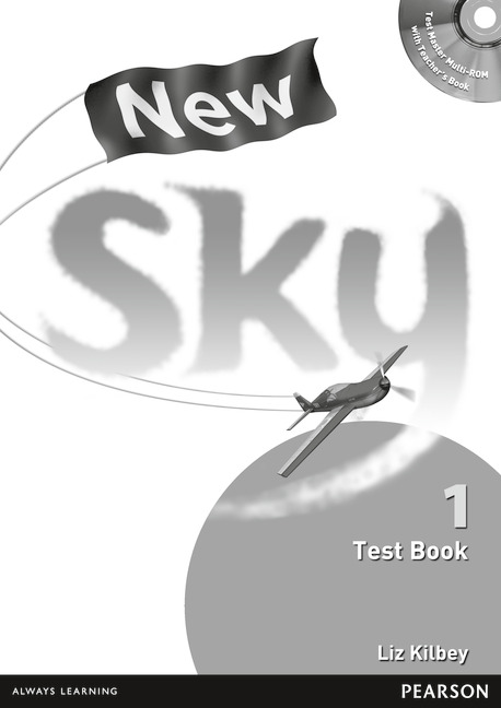 New Sky 1 Test Book new sky starter test book