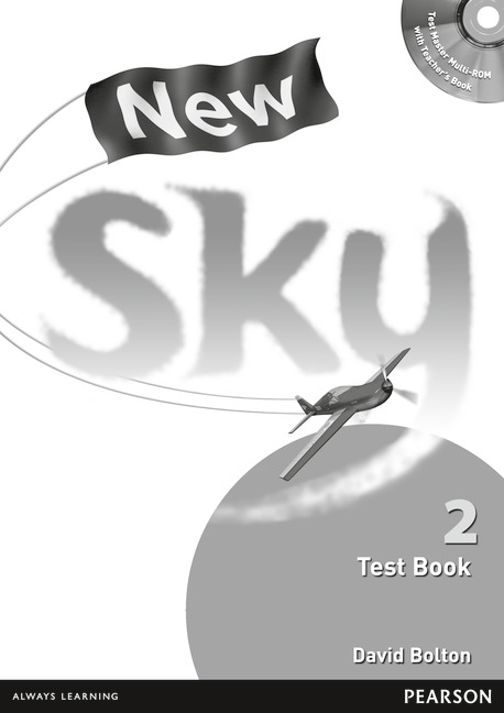 New Sky 2 Test Book new sky starter test book