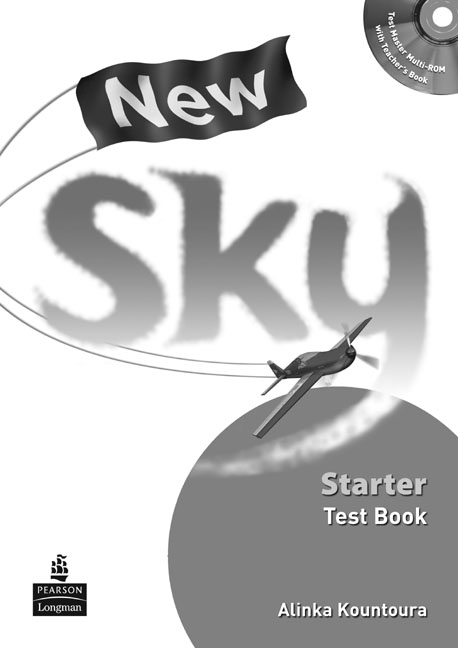 New Sky Starter Test Book new sky starter test book