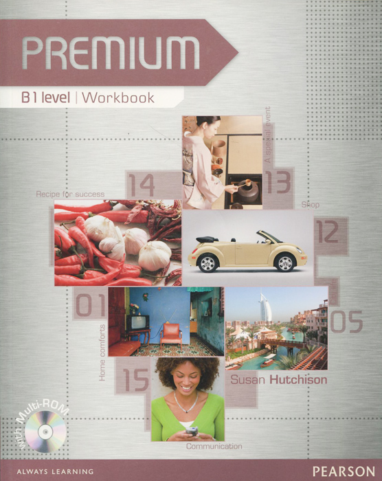 Premium B1 Workbook no Key + 2 CD-ROM