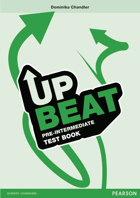 Upbeat Pre-Intermediate: Test Book carol barrett upbeat starter test book level a1