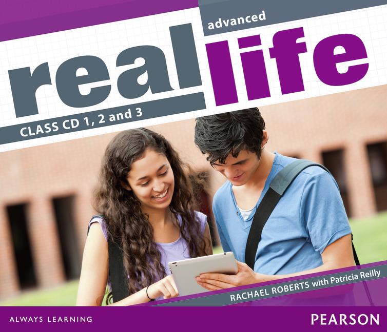 Real Life Global Adv Class CDs 1-4 !! global global adv business class sb pack