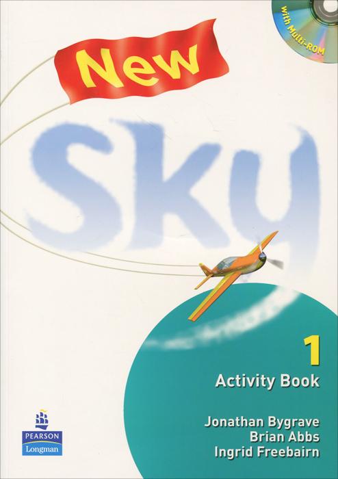 New Sky: 1 Activity Book (+ CD-ROM) sky sky cadmium cd dvd