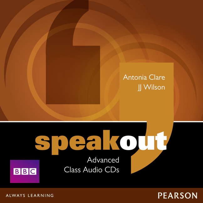 Speakout: Advanced: Class Audio CDs (аудиокурс на 2 )