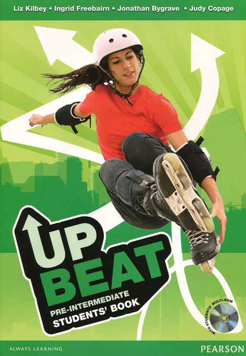 Upbeat: Pre-intermediate: Students Book (+ CD-ROM) choices pre intermediate teacher s book dvd rom