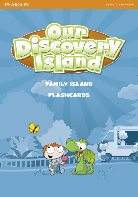Our Discovery Island: Starter: Flashcards (набор из 64 карточек) our discovery island 5 dvd