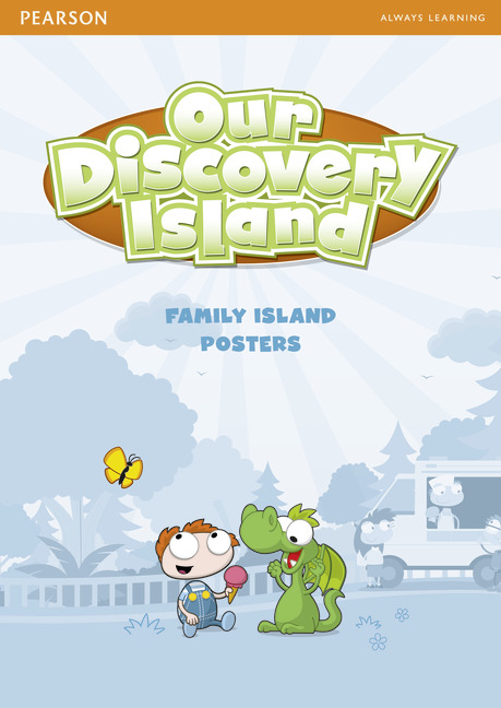 Our Discovery Island: Family Island: Posters our discovery island level 4 teacher s book
