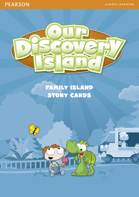 Our Discovery Island Starter Storycards our discovery island 1 dvd