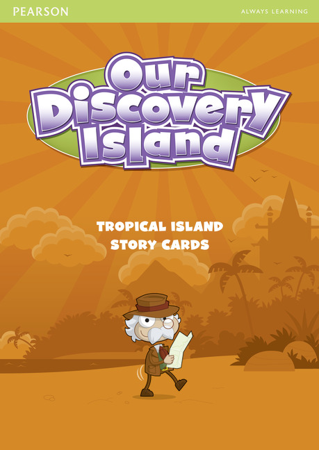 Our Discovery Island 1 Storycards our discovery island 3 dvd