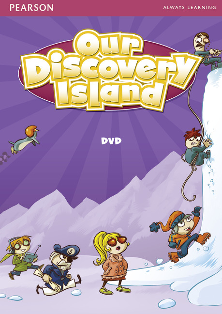 Our Discovery Island 4 DVD our discovery island 4 active teach