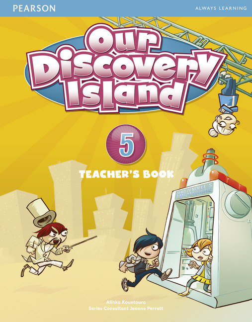 Our Discovery Island 5 TB+pin code