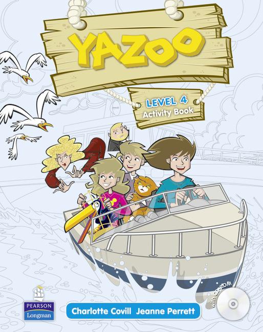 Yazoo Global 4 AB +R Pk yazoo global level 1 pupil s book cd