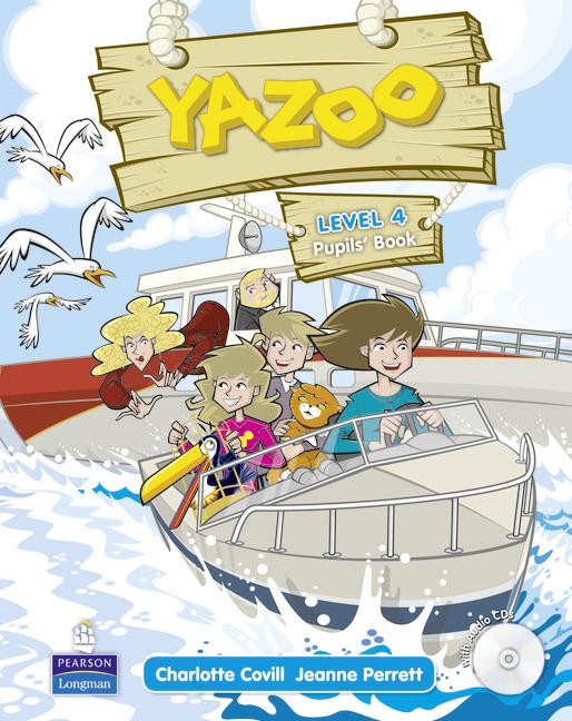 Yazoo Global 4 PB +D Pk global global adv workbook