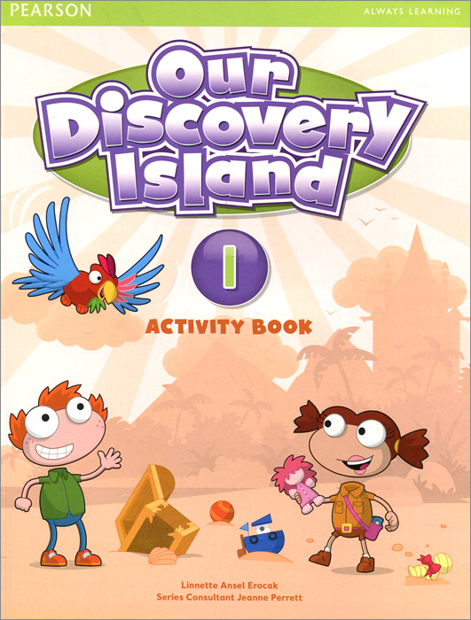 Our Discovery Island 1: Activity Book (+ CD-ROM) merry team 6 activity book audio cd