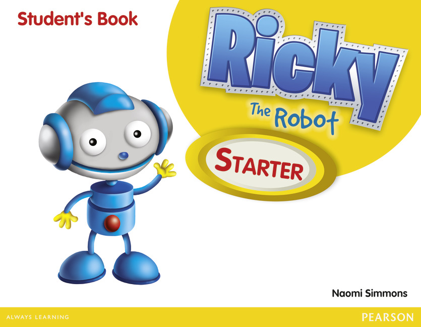 Ricky the Robot Starter SB team up starter sb