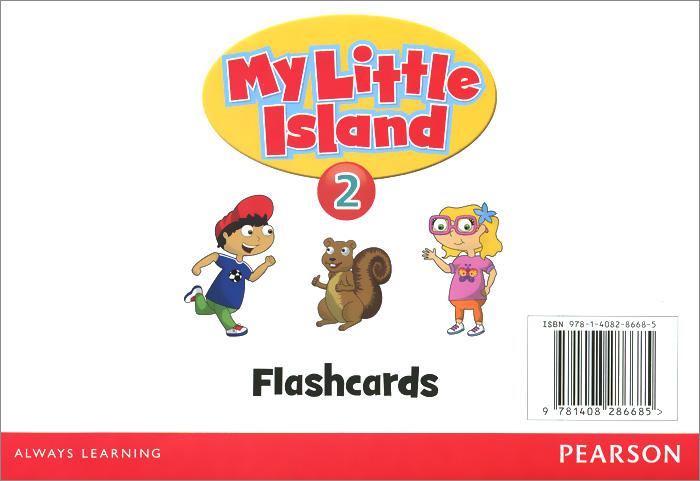 My Little Island 2: Flashcards (набор из 48 карточек) 123 flashcards