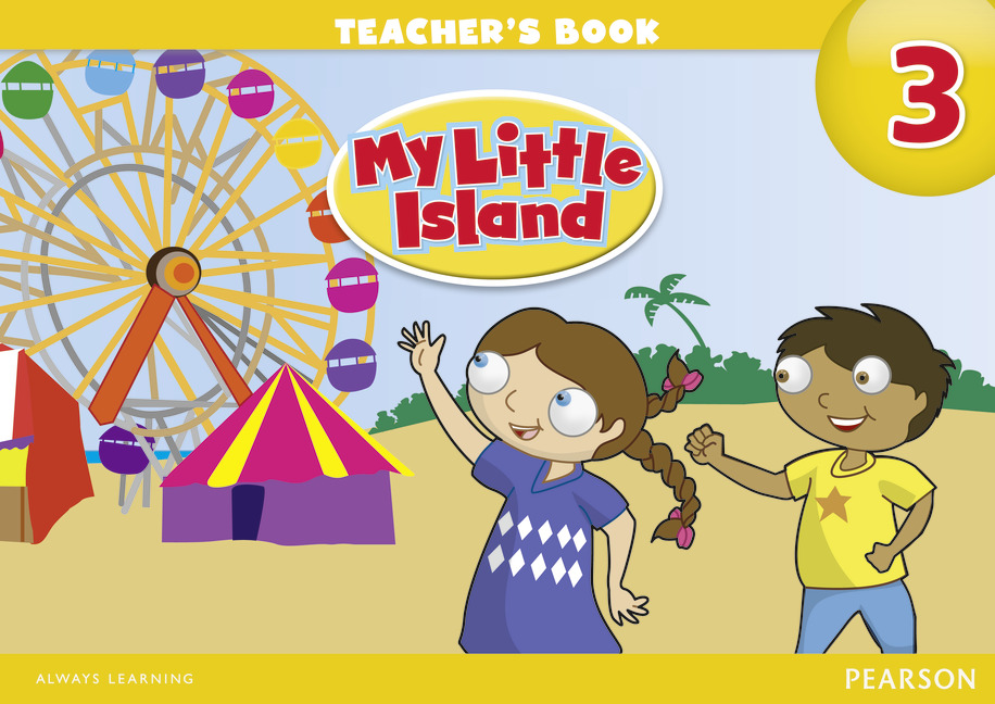 My Little Island: Level 3: Teacher's Book my counting sticker activity book