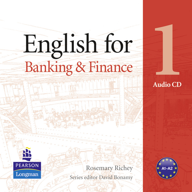 Eng for Banking & Finance 1 Audio CD johnson c market leader banking and finance