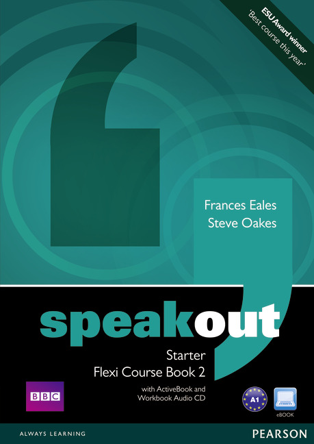 Speakout Starter Flexi Course 2 +DD Pk speakout elementary flexi course book 2 2 cd rom