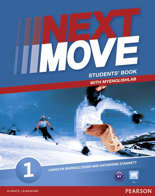 Next Move: Level 1: Student's Book with MyEnglishLab next door to love level 1