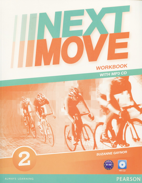 Next Move 2: Workbook (+ MP3) next move 2 workbook mp3